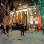 Xmas City Snow 2